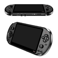 X12 Handheld Game Player 8GB Memory Portable Video Game Cons...