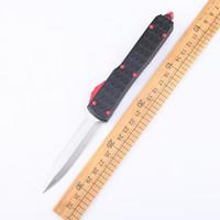 Messerjagd-Faltmesser-Überlebensmesser-Weihnachtsgeschenk-Mannkopie der Mikrotechnologie A8 automatische 1 Stück Freeshipping