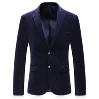 2020 autumn blazer men' s business casual suits men sing...