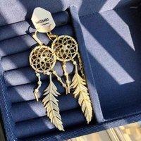 Sogno della festa di compleanno di Natale ciondolo collettore orecchini monili di lusso orecchini S925 Sterling Silver per le donne monili gift1