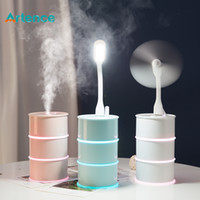 New Magic Cup Ultrasonic Humidifier Colorful Led Light for H...