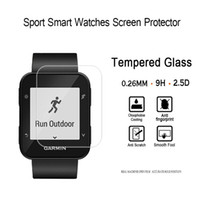 Samrt Watch Tempered Glass For Garmin istincer Forerunner 220 225 230 235 620 630 645 735xt 935 F35 Vivoactive 3 HR