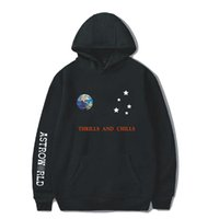 4c9c381c75 Astroworld Hoodies Streetwear Autumn Winter Casual Long Sleeve Fashion Hip  Hop Black Designer Hoodies Size S-4XL