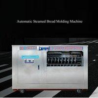 2020 nouvelle pâte à pain cuit à la vapeur en acier inoxydable Commercial Machine de fabrication de la machine automatique sphérique pain cuit à la vapeur formant la machine