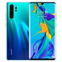 """Original Huawei P30 Pro 4G LTE Telefone Celular 8 GB RAM Kirin 980 Octa Núcleo Android 6.47 """"Tela Cheia 40.0MP OTA ID de impressão digital Smart Mobile Phone"""