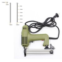 Laecabv 1750W Electric Tacker Stapler Electric Straight Nail...