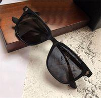 جديد شعبي الرجعية الرجال النظارات CALL أسلوب فاسق مصمم إطار مربع الرجعية مع طلاء الجلود مربع عاكس المضادة للأشعة فوق البنفسجية أعلى جودة
