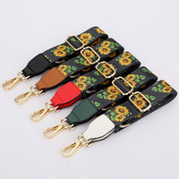 new sunflower flower color long slung lengthened wide 3. 8cm ...