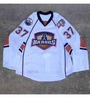 HOMMES Oklahoma City Barons 37 Maillot de hockey Denis Grebeshkov Premier Authentic
