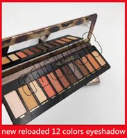 2019 Hot 12 colors Eyeshadow new reloaded NUDE Makeup Newest...
