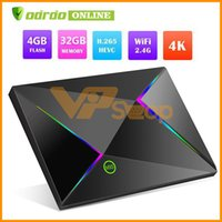 M9S Z8 Smart TV Box Android 9.0 Mini TV vara 4GB de RAM 32GB 64GB Rom 1080p 4K H.265 USB3.0 Netflix H6 PK S905x2 Set Top Box