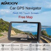 Freeshiping 7-Zoll-HD-Touchscreen-Auto tragbarer GPS-Navigator 128 MB 4 GB MP3-Video-Player-Car-Entertainment-System mit kostenlosem Karten-FM-Ebook-Spiel