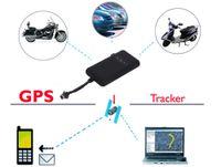 مصغرة GpsTracker GT02A GT02 GT02D الحقيقي للسيارات الدراجات النارية GSM جي بي آر إس GPS المقتفي رباعية الفرقة تتبع جهاز محدد لتحديد المواقع المقتفي CarFree شحن
