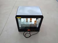 Коммерческой яйца терпкой теплее витрины отопление шкаф для пиццы витрины горячего блюда