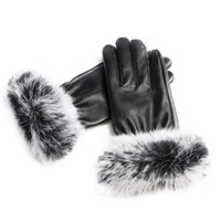 Womens Gloves Windproof Waterproof Warm Gloves Touchscreen R...