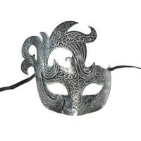 Вечеринка ретро маска женское половину лицо принцессы Phenix маска Хэллоуин маски для Mardi Gras Masquerade
