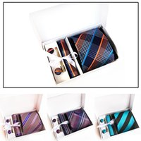 8cm Mens Ties New Man Fashion Dot Neckties Corbatas Gravata ...