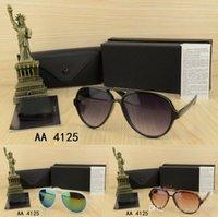 ظلال نظارة فام أزياء العلامة التجارية الضفدع مرآة النظارات الشمسية الصيف في الهواء الطلق الرياضة النظارات الشمسية رجل إمرأة مع حقيبة الأصلي الشحن المجاني الطيار