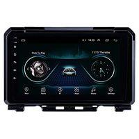9 pollici Android 9.0 Sistema di navigazione automobilistico Radio GPS per Suzuki Jimny 2019 Supporto Camera retrovisore DVR Bluetooth USB SWC