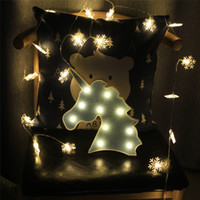 Cute Flamingo Testa Led Night Light Animal Marquee Lamps On Wall per i bambini Camera da letto Decorazioni di Natale Regali per bambini