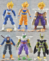 New Dragonball Z Dragon Ball DBZ Anime Joint Movable Action ...