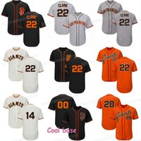 22 Will Clark San Francisco 28Posey 14 Scooter Gennett Crawf...