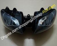 Moto avant Phares Pour Yamaha YZF1000 Headlamp YZF R1 1998 1999 YZFR1 98 99 YZFR1 Head Lampe Pièces Phare
