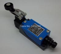 10 Pcs Novo ME-8104 interruptor de limite Rotary Rolo De Plástico Braço Micro Interruptor Fechado