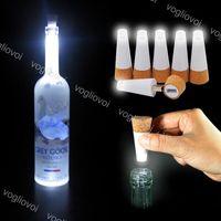 Nouveauté éclairage originalité Cork en forme de bouteille USB rechargeable rechargeable rouge bleu vert bleu blanc vin de nuit