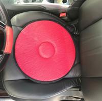 Coussin de rotation à 360 degrés pour coussin de siège pivotant en mousse de siège de voiture