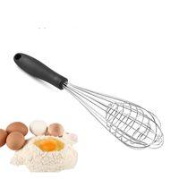 بالون البيض الخافق دليل الفولاذ المقاوم للصدأ سلك خفق الربيع لفائف خلاط الطبخ فامير كوك خلاط أدوات المطبخ JK1911