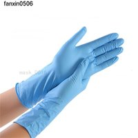 Original Disposable Real Pack Universal 100pcs Garden Gloves For Home Cleaning Rubber Drop Ship Kweb