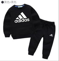 Brand Children' s clothing Baby Boys Girls Suit Kids Clo...