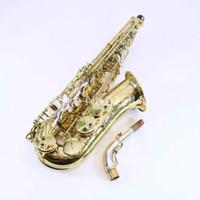 Yanagisawa A-WO30 marchio di qualità Alto Mib Tune Sassofono in ottone Sax bemolle strumenti musicali con il caso Bocchino spedizione gratuita
