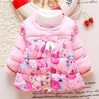 good quality Baby Coat Girls Winter Jacket Children Outerwea...