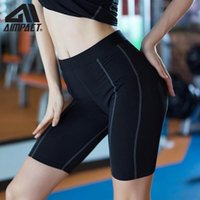 Fitness Leggings Women High Waist Yoga Shorts Basic High Wai...