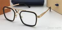 Der neueste verkaufende populäre Modedesigner optische Brille 0947 quadratische Platte Rahmen Top-Qualität HD-Objektiv mit Originalverpackung
