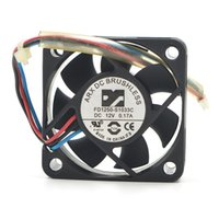 Taiwan ARX 5015 5CM 50 * 50 * 15mm FD1250-S1033C 3 fils 3pin 12V 0.12A 5CM / cm ventilateur de refroidissement