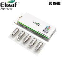 Eleaf EC Coil 0.3ohm 0.5ohm EC NC EC Ceramic Head 0.18ohm ECL 0.75ohm Coils for iJust 2 Melo Authentic