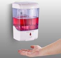 Capteur mural Distributeur de savon liquide Distributeur de savon liquide sans contact Distributeur de savon de savon 700ml Distributeur de savon Toys CCA12192 12PCS