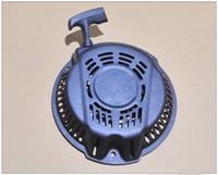 arrancador de retroceso para Weibang Loncin IP170 1P70FA LC1P70 1P75 196cc motor de cortadora de césped de motor comienzo del tirón conjunto de asa de cuerda del resorte de rebobinado