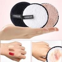 Hot Gesundheit Schönheit Entferner fördert gesunde Haut Mikrofasertuch Pads Remover Handtuch Gesichtsreinigung Make-up Faule Puderquaste Reinigung Make-up