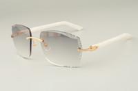 Yeni fabrika doğrudan lüks moda güneş gözlüğü 3524014-D Aztek ultralight güneş gözlüğü güneş gözlüğü gravür lens, özel özel, kazınmış adı