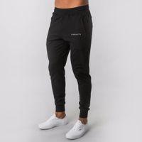 Alphalete جديد نمط رجل ماركة jogger sweatpants رجل صالات رياضية تجريب اللياقة البدنية القطن السراويل الذكور عارضة الأزياء نحيل المسار السراويل