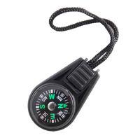 Anahtarlık Mini Cep Pusula Açık Kamp Yürüyüş Bulma Yolu Hiker Navigator Yardımcı Dişli Survival Anahtarlık Pusula Çok
