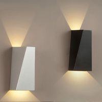 LED-Wandlampen super hell modern modern innen copf scheinwerfer ip65 wasserdicht sconce - up down outdoor beleuchtung feuchte bd1832t
