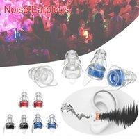캐리 케이스 축제와 하이 피델리티 귀마개 SNR 28dB / NRR 24dB 소음 감소 음악 콘서트 귀 플러그
