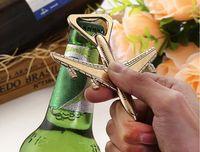 Flaschenöffner Flugzeugmodell Wein Flaschenöffner Kleine Geschenke Legierung Flugzeug Bier Flaschenöffner Haushaltsgegenstände Hochzeit