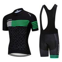 Yeni Takım Orbea Erkekler Bisiklet Jersey Seti MTB Bisiklet Gömlek Bib / Şort Takım Yaz Nefes Yarışı Bisiklet Giyim 031737
