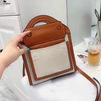 Lady design shoulder bag European and American brand design ...